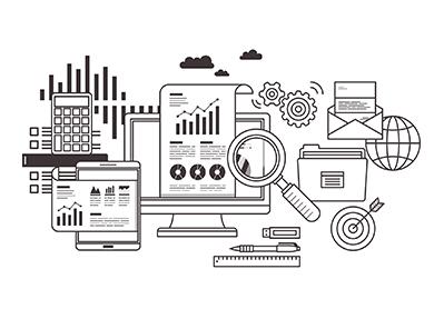 社内ITシステムの開発やインフラの整備